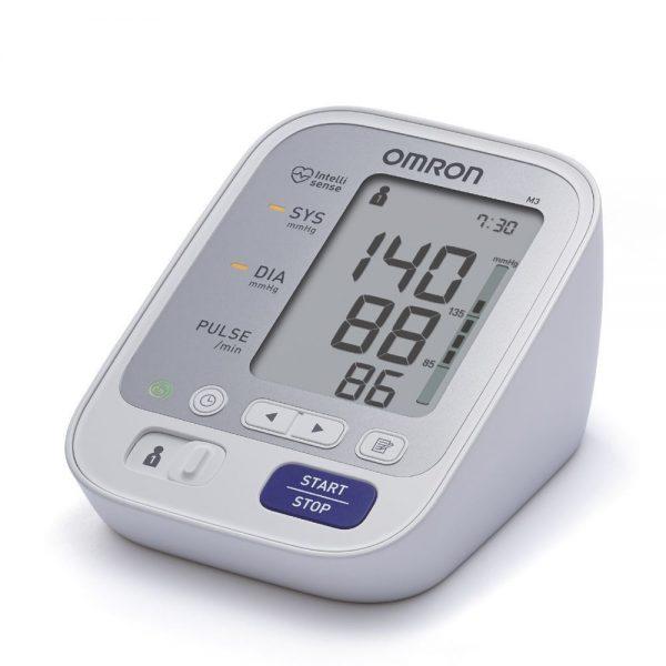 Omron M3 - електронен апарат за кръвно налягане