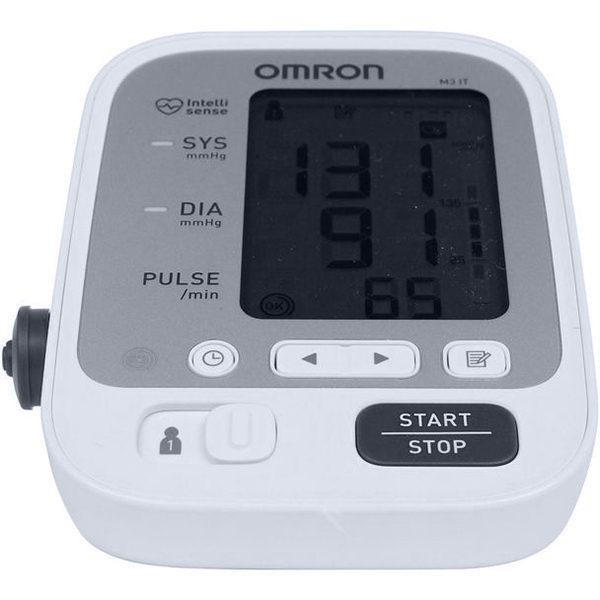 Omron M3 IT - автоматичен електронен апарат за мерене на кръвното налягане