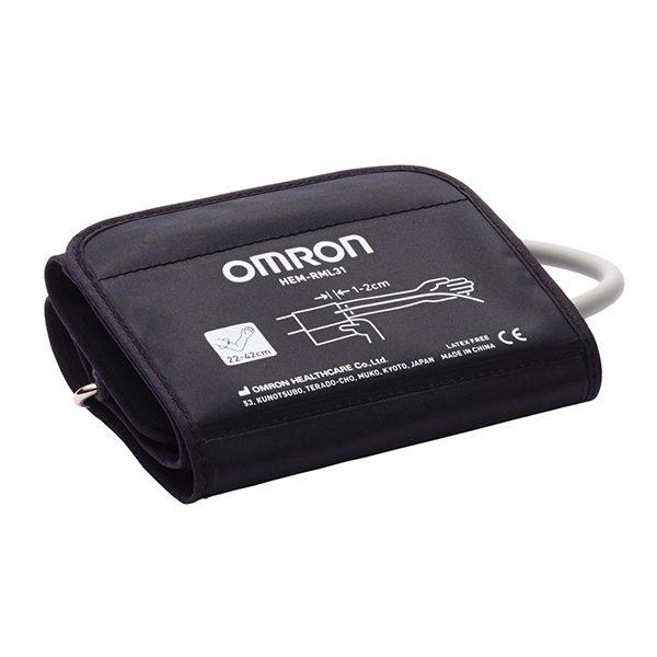 Омрон М6 AC - автоматичен елетронен апарат за измерване на кръвното налягане - маншет