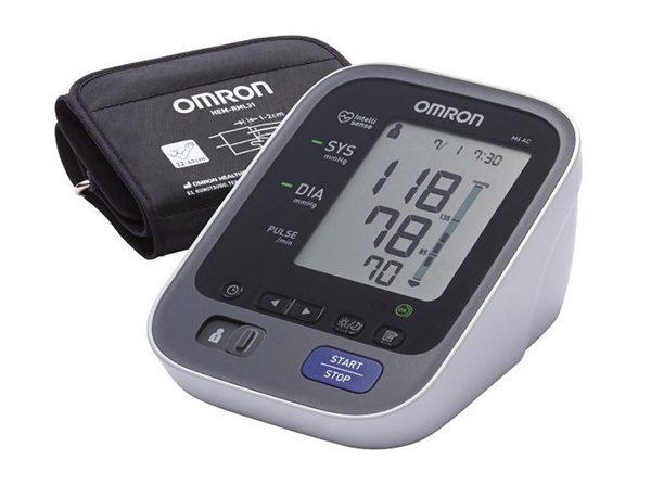 Омрон М6 AC - автоматичен елетронен апарат за измерване на кръвното налягане