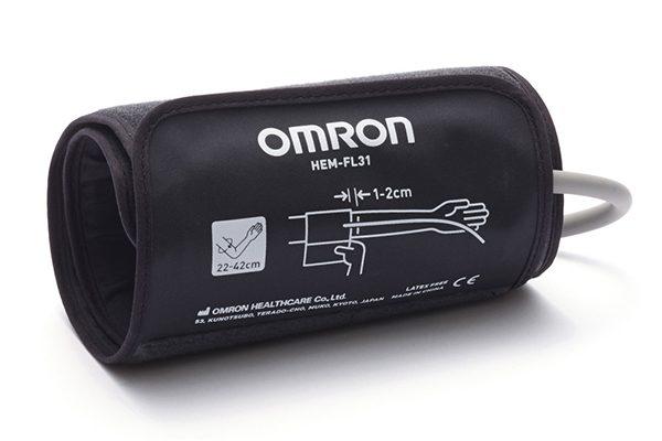 Omron M6 Comfort - електронен апарат за измерване на кръвното налягане - маншет