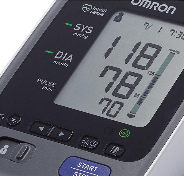 Omron M7 INTELLI IT - автоматичен апарат за кръвно налягане