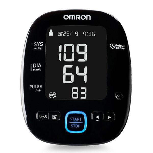Омрон МИТ 5С Конект - апарат за измерване на кръвното над лакътя