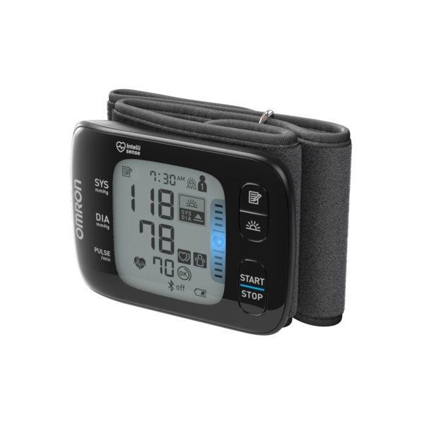 Omron RS7 IT - автоматичен апарат за измерване на кръвното налягане за китка